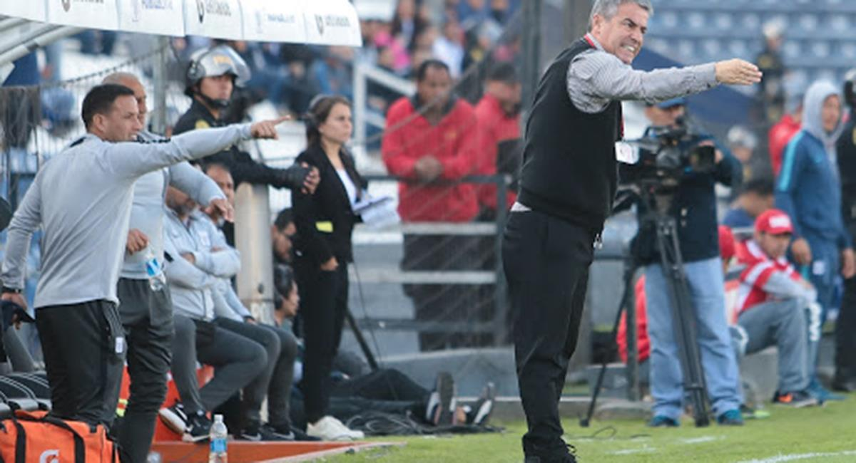 Pablo Bengoechea salió de Alianza Lima en marzo de este año. Foto: Twitter @ClubALoficial