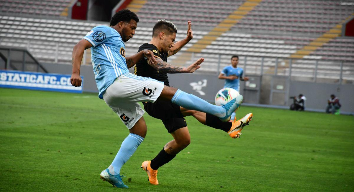 Sporting Cristal y Universitario empataron en un gran partido. Foto: Prensa de la FPF
