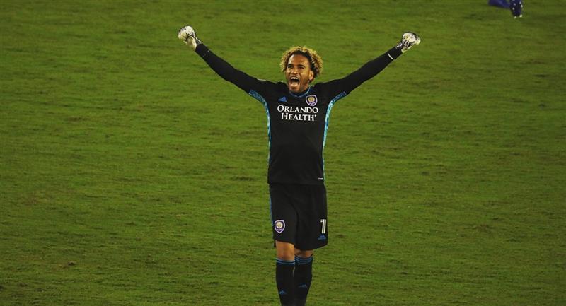 Gallese logró su pase a cuartos de la MLS. Foto: Twitter Pedro Gallese