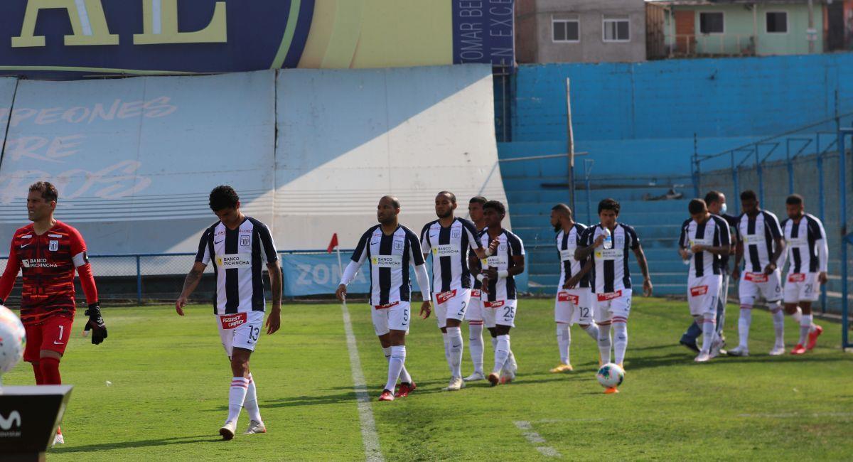 Alianza Lima sigue comprometido con el tema de la baja. Foto: Prensa de la FPF