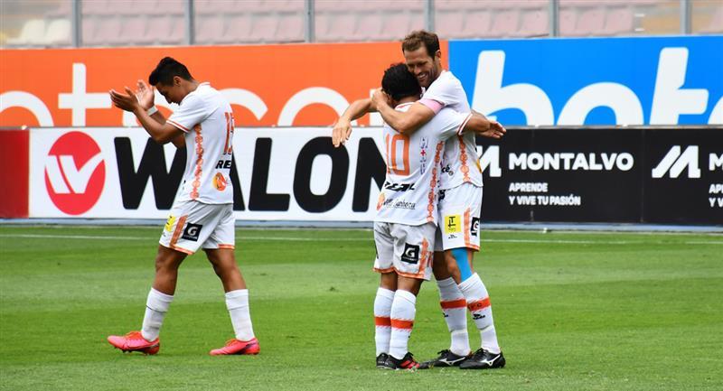Ayacucho FC quiere coronarse como ganador de la Fase 2 de la Liga 1. Foto: Prensa FPF