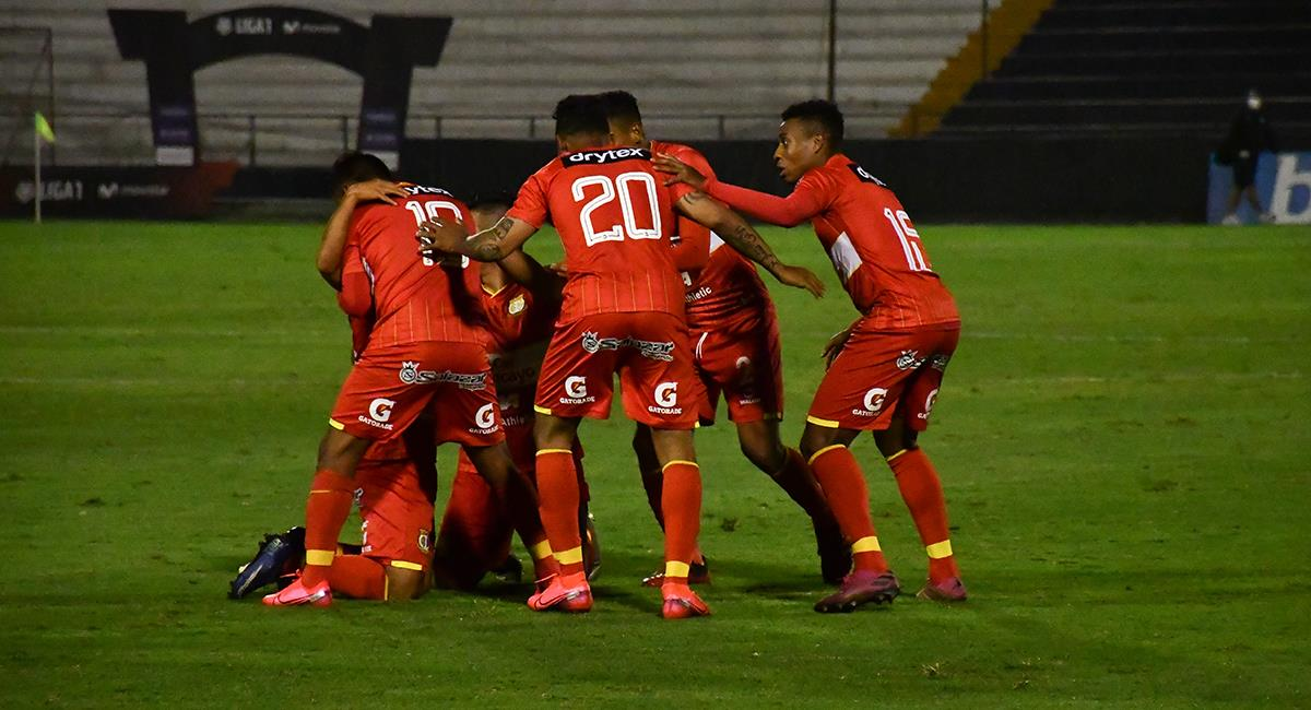 Sport Huancayo quiere hacer historia en la Sudamericana. Foto: Prensa FPF