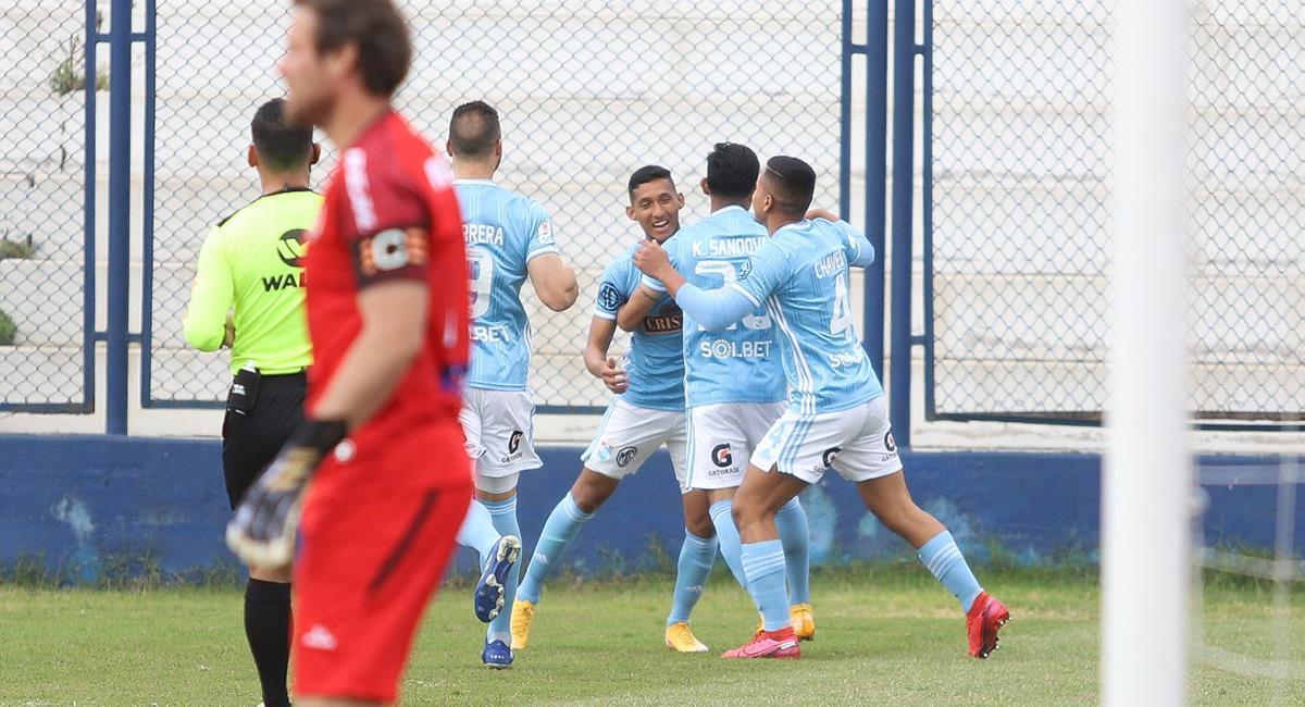 Sporting Cristal logró ganar el Grupo A de la Fase 2. Foto: Prensa FPF