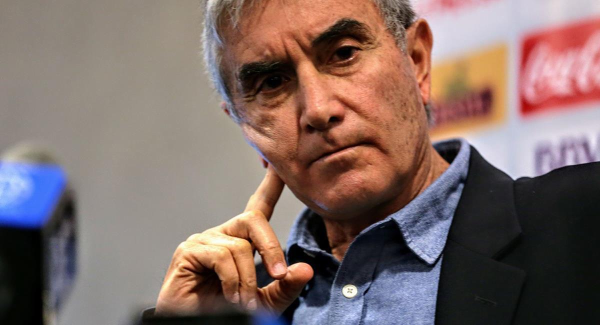 Juan Carlos Oblitas habló de la actualidad de la Bicolor. Foto: Andina