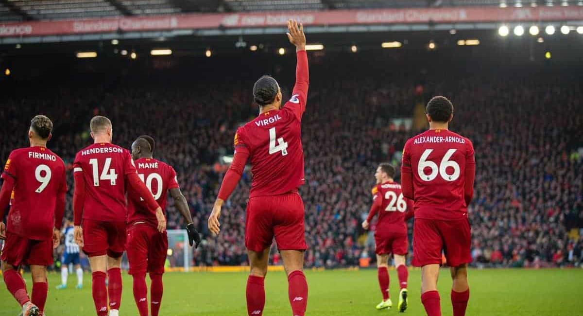 Premier League contará con hinchas a partir de diciembre. Foto: Twitter Difusión