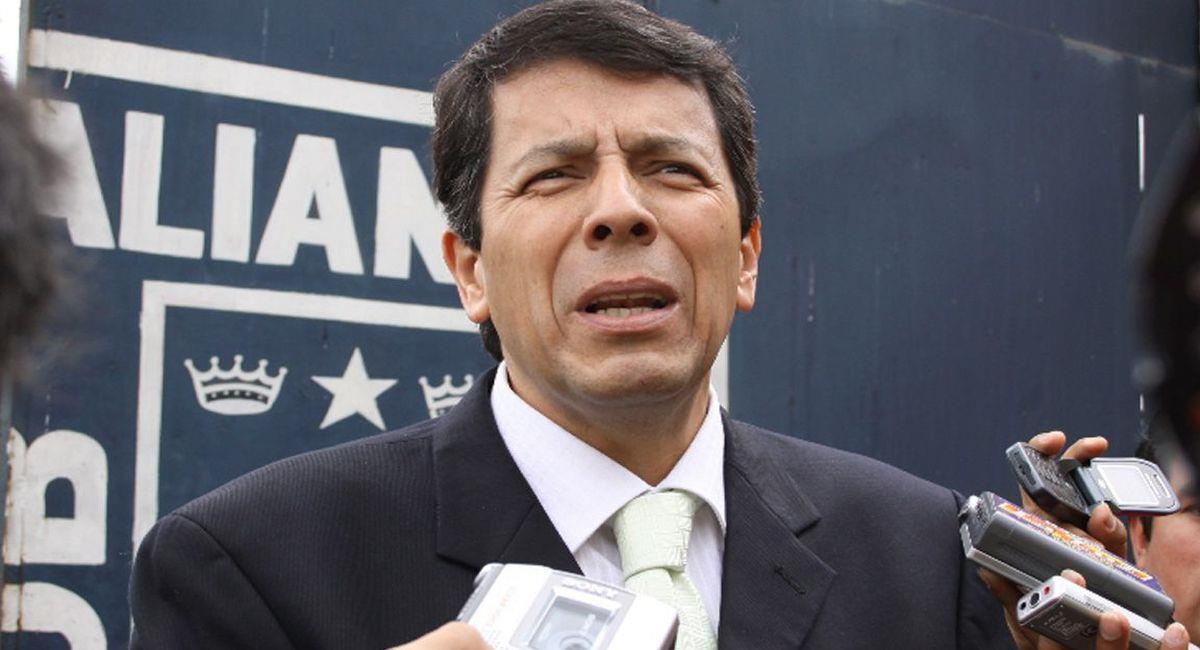 Héctor Ordóñez fue claro al señalar que sí habrá baja. Foto: Andina