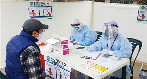 COVID-19 en Perú: Reporte de infectados de coronavirus al martes 24 de noviembre