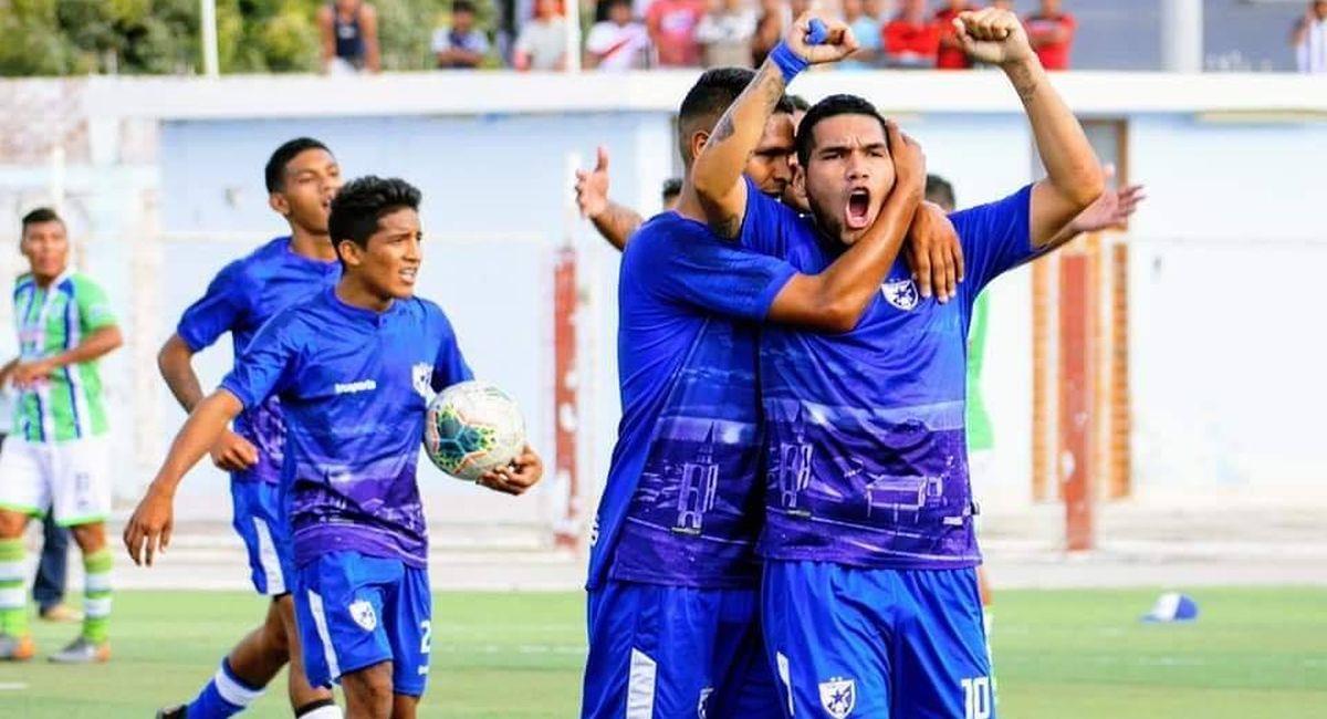 Sport Estrella durante su participación en la Copa Perú del 2019. Foto: Club Sport Estrella