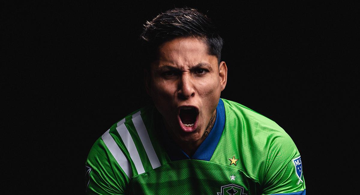 Ruidíaz quiere el bicampeonato con Seattle Sounders. Foto: Twitter Seattle Sounders