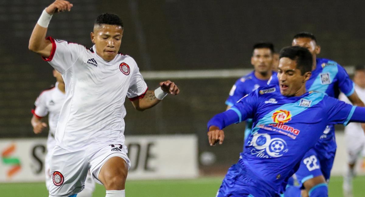Huaral y Alianza Atlético se reparten los puntos. Foto: Prensa FPF