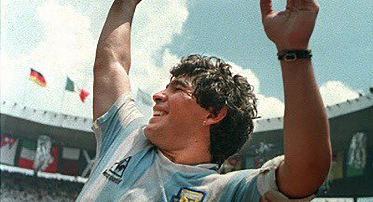 Pelé recordó con emotivas palabras a Maradona. Foto: Twitter Pelé