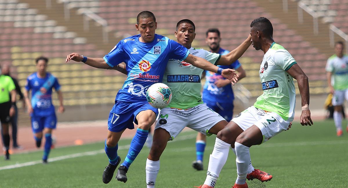 Comienza la jornada 5 de la Liga 2. Foto: Prensa FPF
