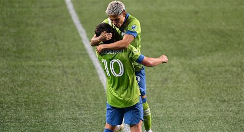 Raúl Ruidíaz y su golazo con Seattle Sounders para soñar con cuartos de final de la MLS