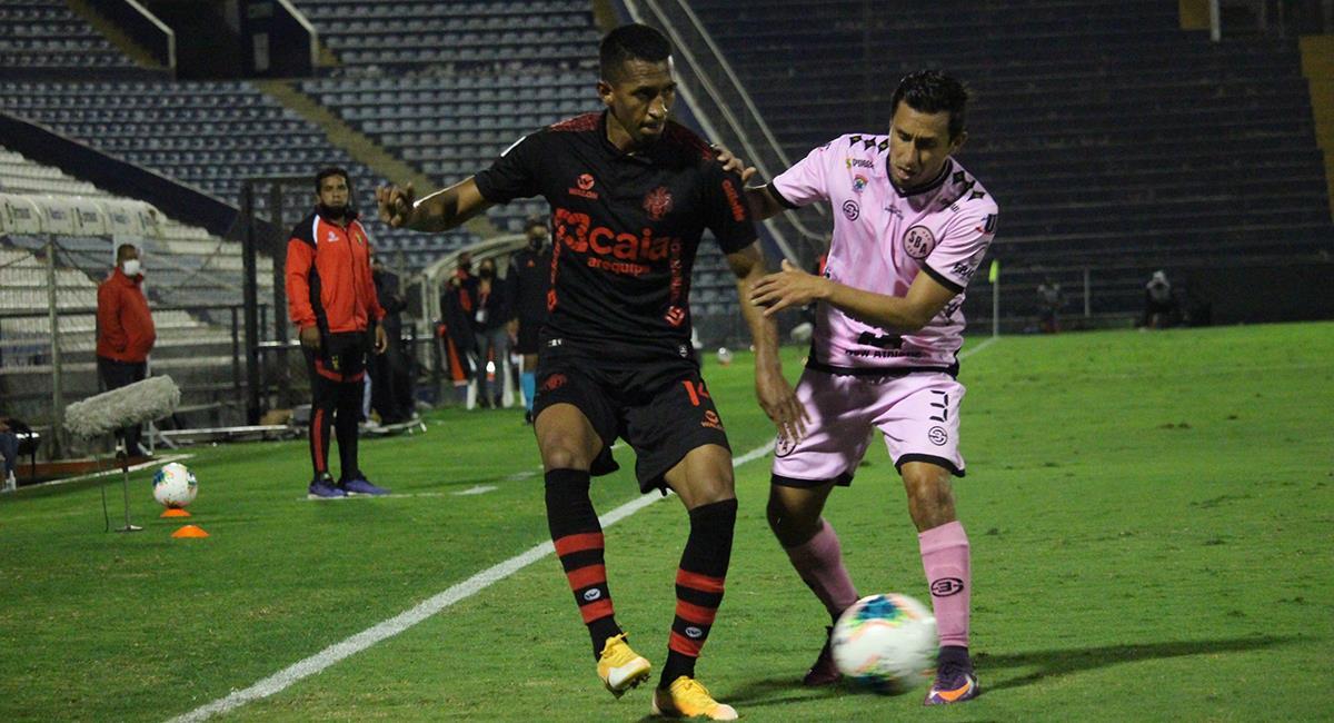 Sport Boys no obtendrá los puntos del duelo con Melgar. Foto: Prensa FPF