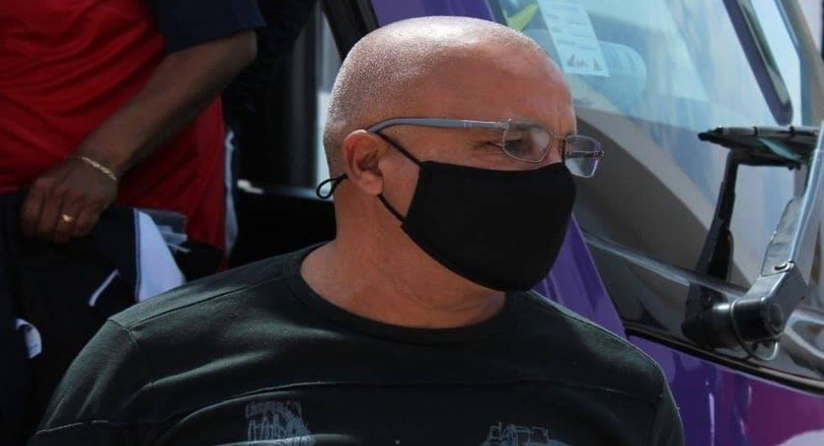 Rafo Castillo seguro de salvar del descenso al Atlético Grau. Foto: Facebook Club Atlético Grau