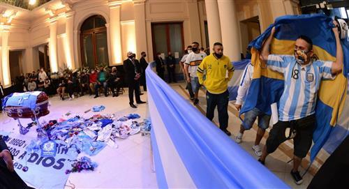 Diego Maradona: su familia estableció horario para su velorio público