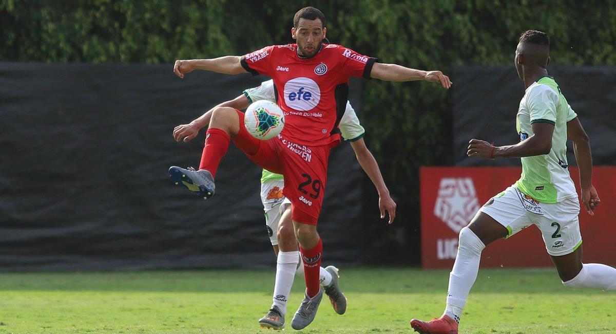 Fecha 6 de la Liga 2. Foto: Prensa FPF
