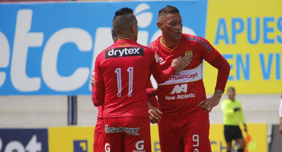 Sport Huancayo se alista para su siguiente duelo de la Copa Sudamericana. Foto: Prensa de la FPF