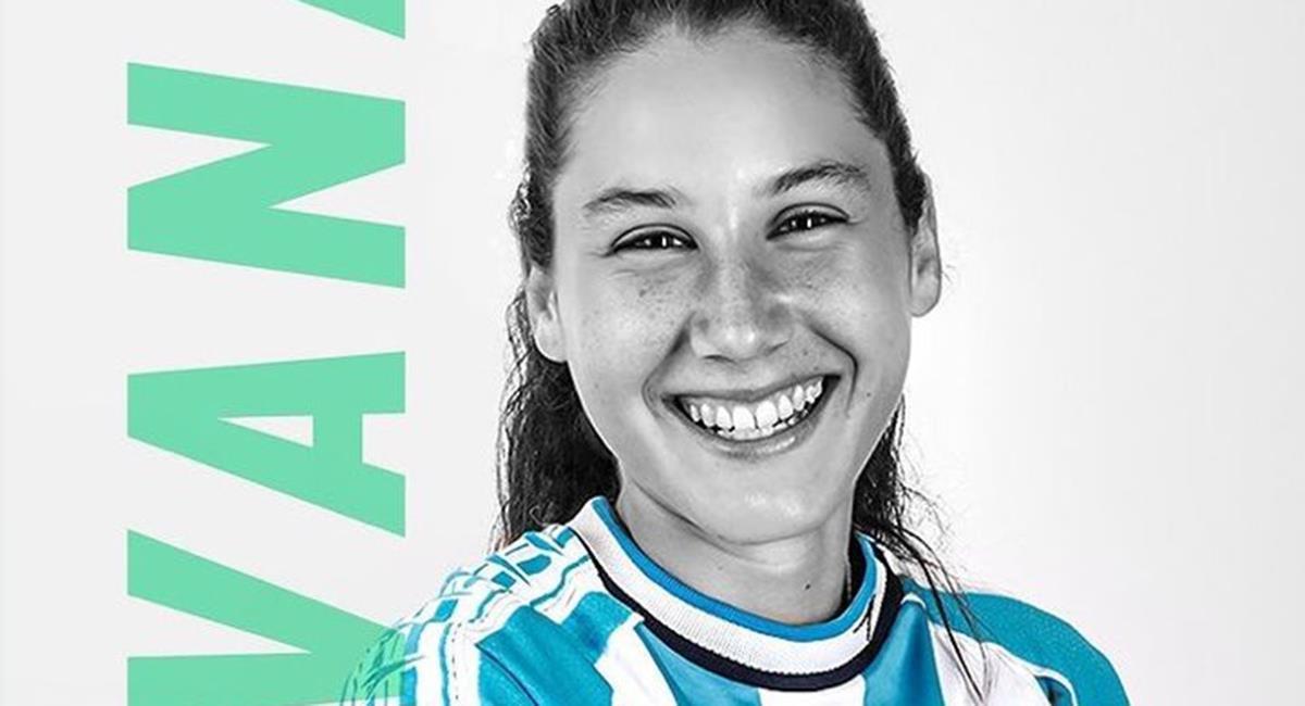 Silvana Alfaro ficha por Racing Club a sus 19 años. Foto: Instagram Talenta