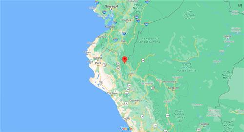 Temblor de 4.9 de magnitud sacude San Ignacio, en Cajamarca