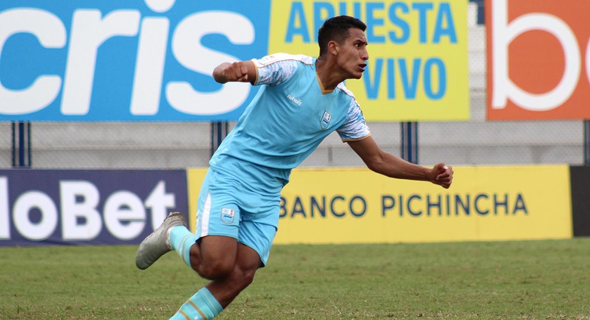 Álex Valera fue una de las revelaciones en la Liga 1. Foto: Prensa FPF