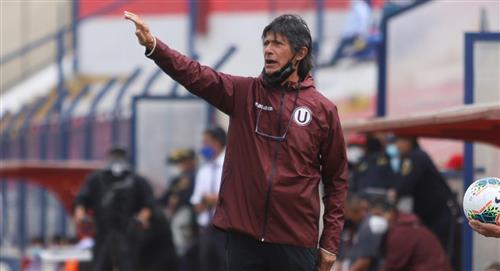 Ángel Comizzo se refirió al descenso de Alianza Lima a Segunda División