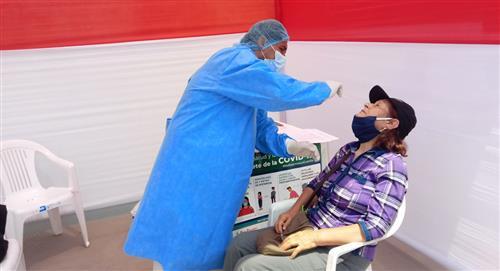 COVID-19 en Perú: Reporte de infectados de coronavirus al domingo 29 de noviembre