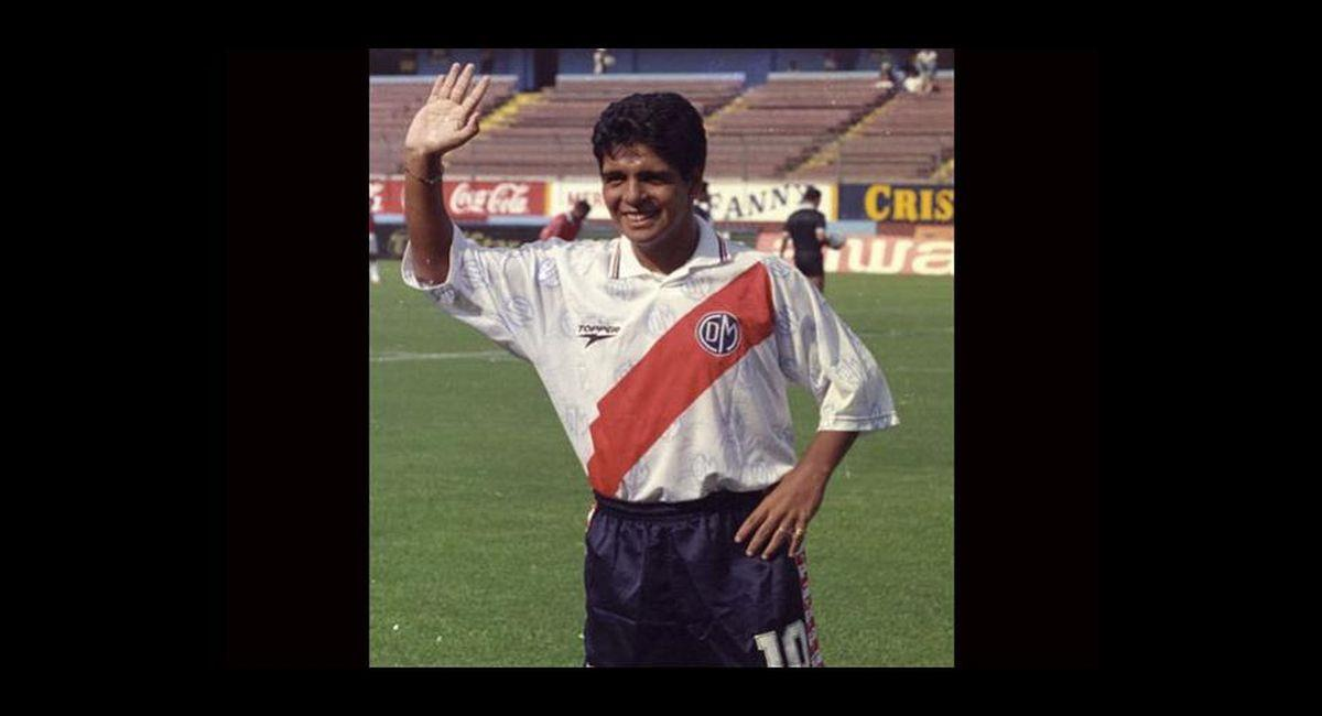Lalo Maradona se despidió de su hermano Diego. Foto: Twitter