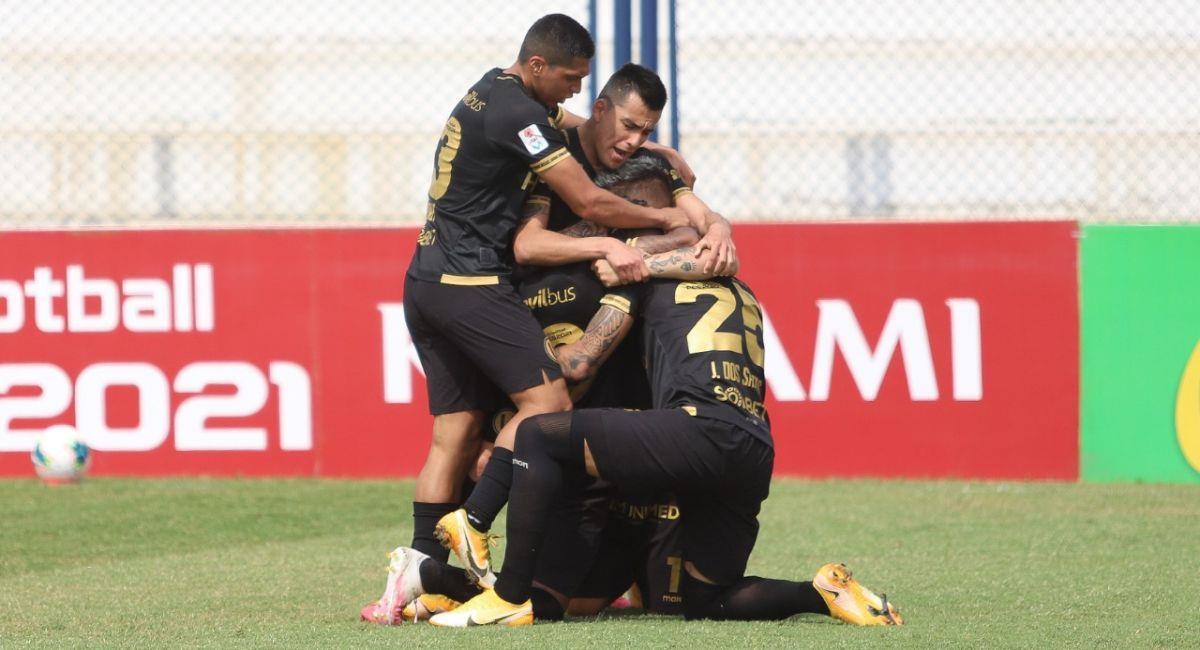 Universitario está clasificado a la fase de grupos de la Copa Libertadores. Foto: Prensa de la FPF