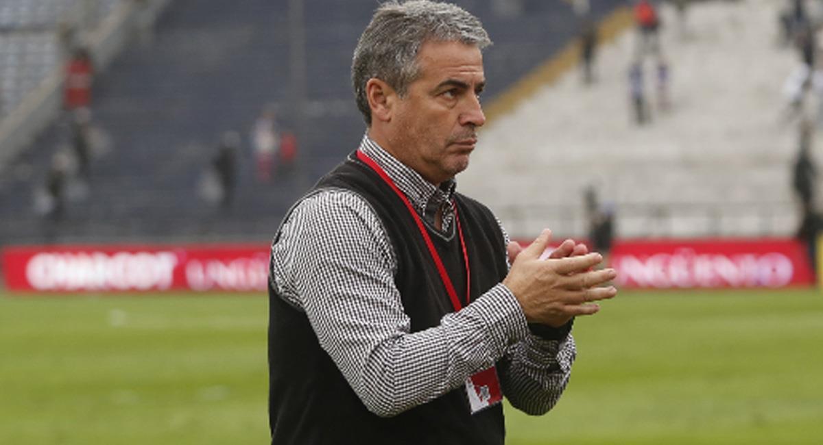 Pablo Bengoechea dirigió a Alianza Lima en tres temporadas. Foto: Twitter Difusión