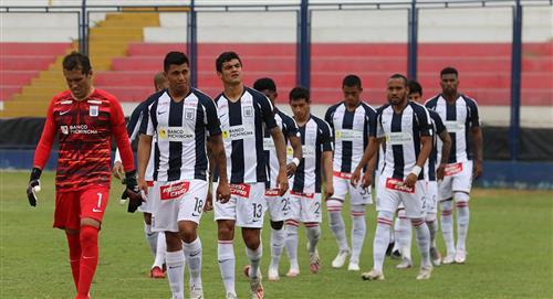 Rinaldo Cruzado pidió perdón a los hinchas de Alianza Lima