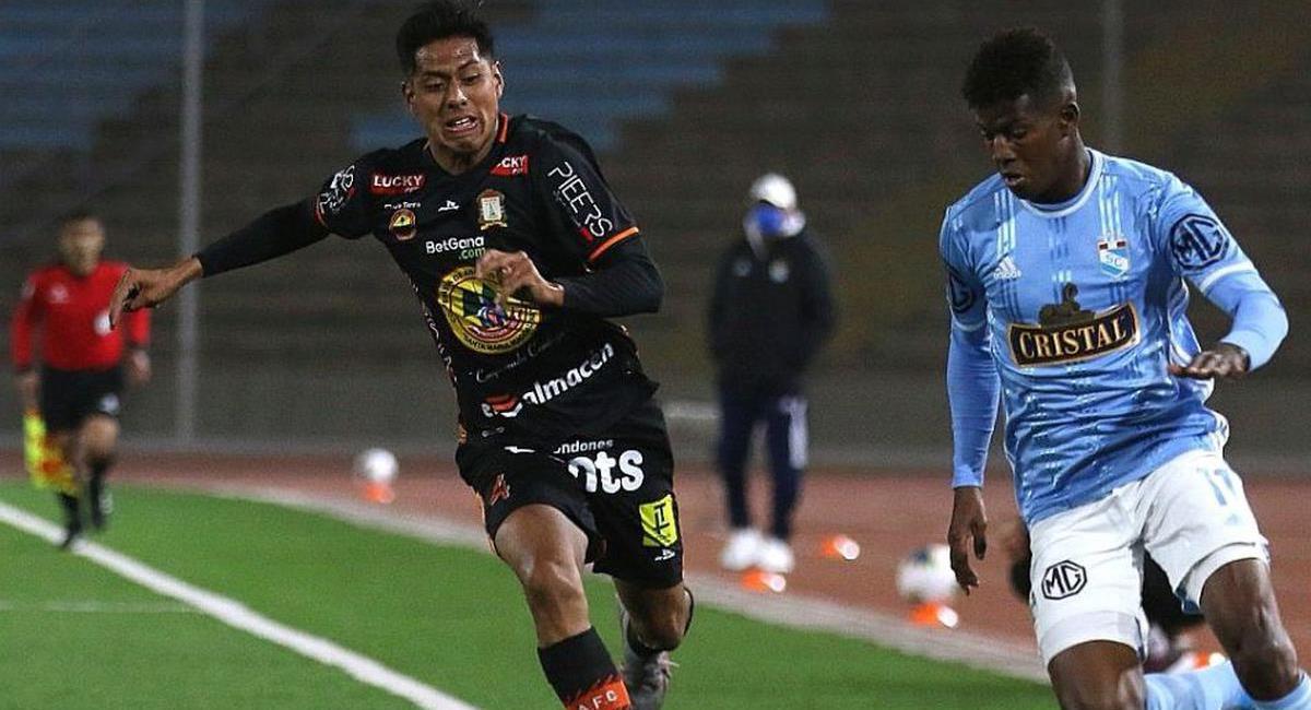 Sporting Cristal enfrentará a Ayacucho FC el 5 de diciembre. Foto: Prensa FPF