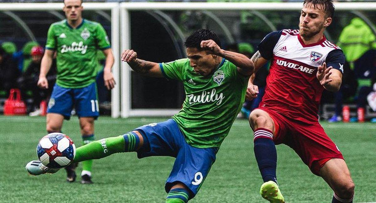 Seattle Sounders cerca de sumar otro título de campeón en la MLS. Foto: Facebook Club Seattle Sounders