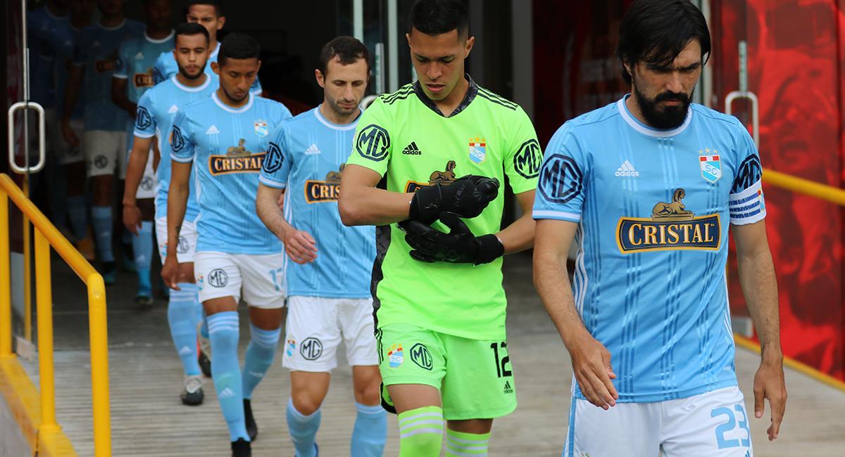 Sporting Cristal se medirá a Ayacucho FC en la final de la Fase 2. Foto: Youtube Prensa FPF