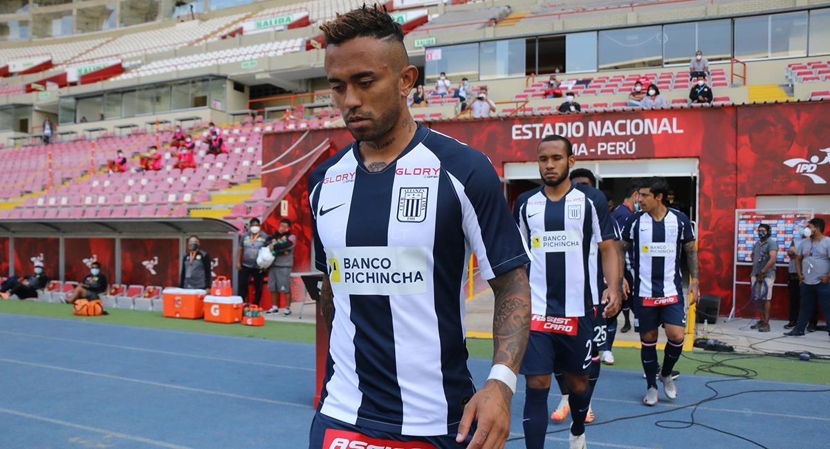 Joazinho Arroé es uno de los jugadores que finaliza su contrato este 2020. Foto: Prensa FPF