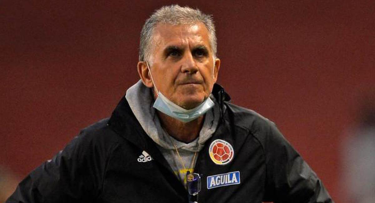 Queiroz no seguirá en la Selección de Colombia. Foto: EFE