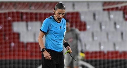 Champions League: conoce a Stéphanie Frappart, la mujer árbitra que dirigirá el Juventus vs Kiev