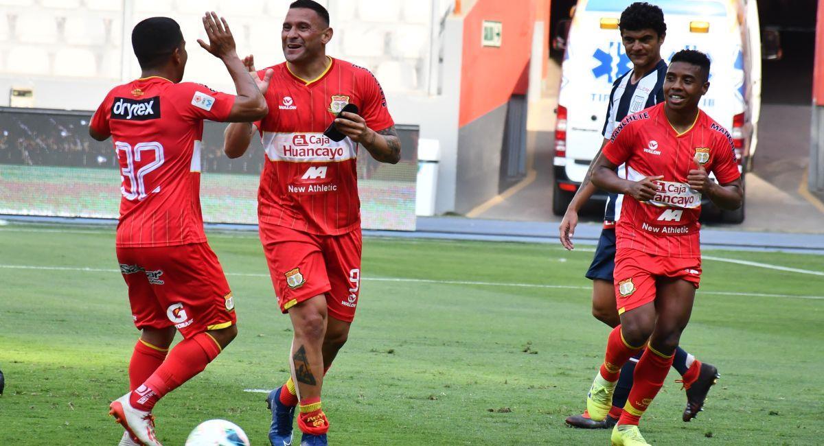Sport Huancayoquiere seguir avanzando en la Copa Sudamericana. Foto: Prensa de la FPF