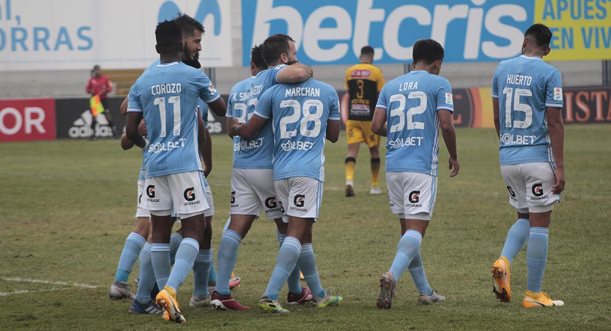 Sporting Cristal es finalista de la Fase 2. Foto: Prensa FPF