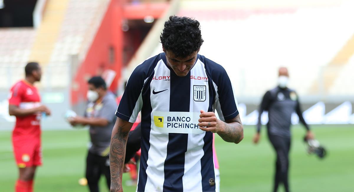 Alianza Lima busca quedarse en Primera División. Foto: Prensa FPF