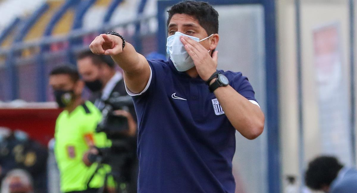 Guillermo Salas trabaja en las divisiones menores de Alianza Lima. Foto: Prensa FPF