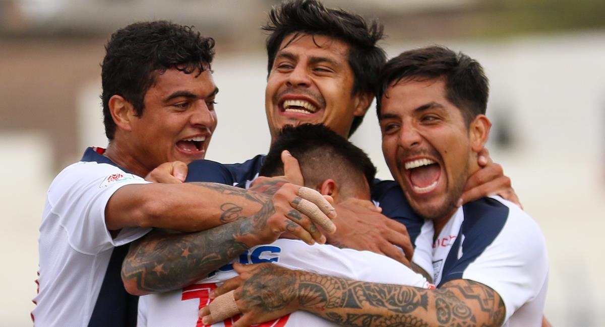 Partidos de Alianza Lima seguirán viéndose por GolPerú. Foto: Prensa FPF