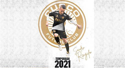 Liga 1: Cusco FC anunció fichaje de Sandro Rengifo para el 2021