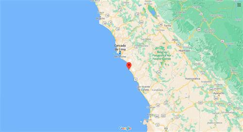 Temblor de 3.3 de magnitud sacude Chilca, en Lima