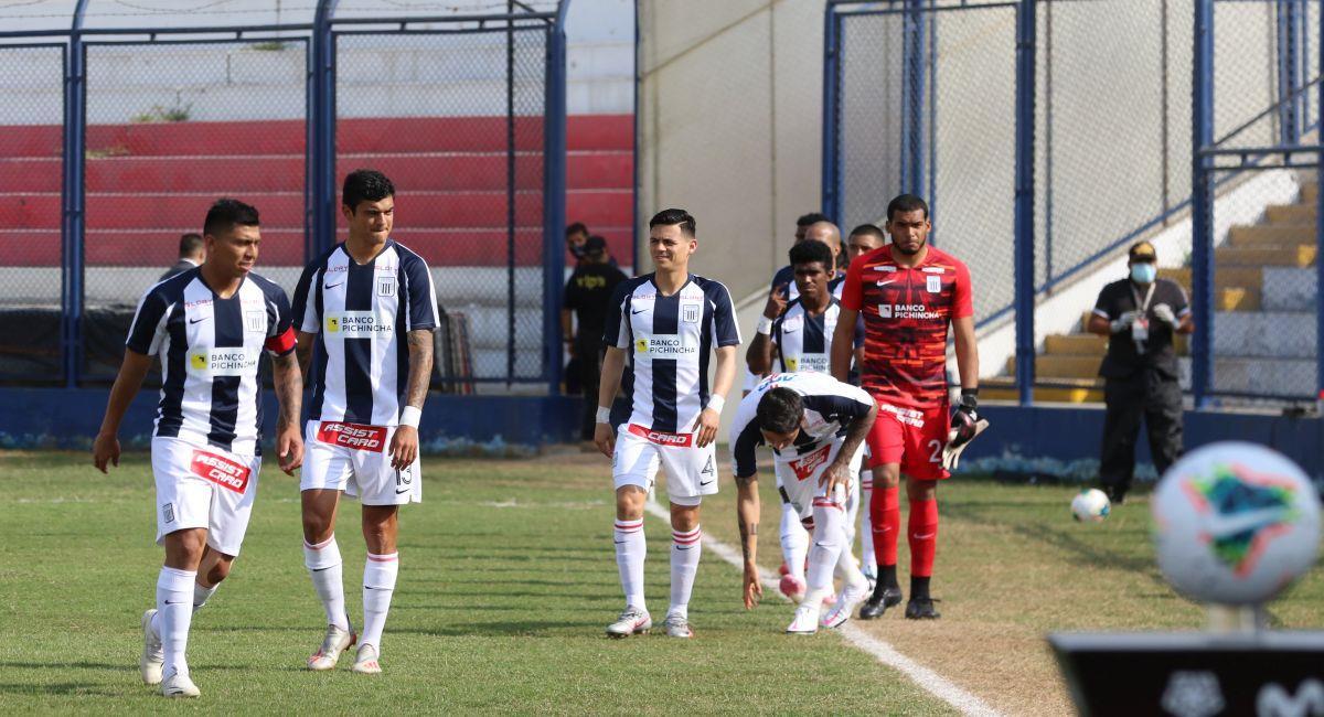 Alianza Lima es un mar de dudas en este momento. Foto: Prensa de la FPF