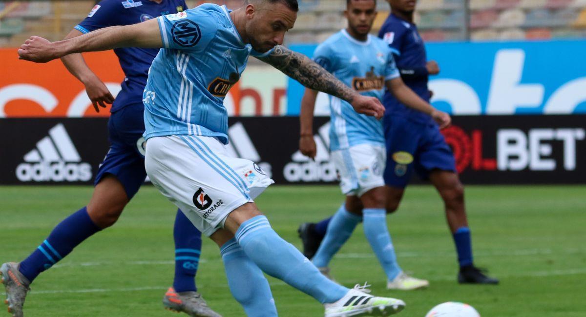 Sporting Cristal enfrentará a Ayacucho FC por la final de la Fase 2. Foto: Prensa de la FPF