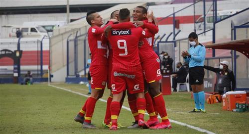 Sport Huancayo se refuerza con Javier Trauco para la liga 1 del 2021