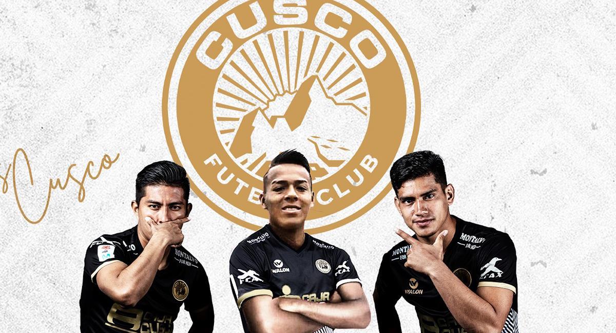 Cusco FC comienza a moverse en el mercado de pases. Foto: Facebook Cusco FC