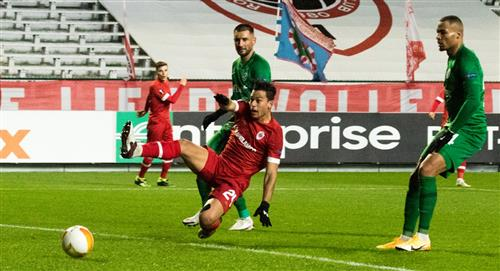 Genk vs Antwerp en vivo con Cristian Benavente por la fecha 15 de la Jupiler Pro League de Bélgica