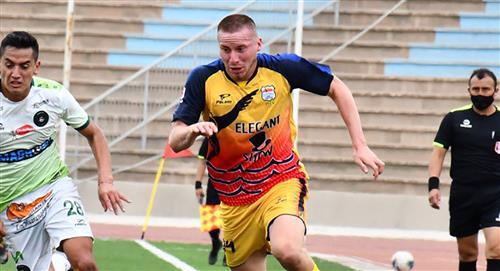 Sport Chavelines separó del equipo a Sebastián La Torre por indisciplina